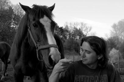 Víkendové putování na koních